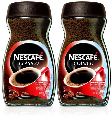 قهوه فوری نسکافه کلاسیک