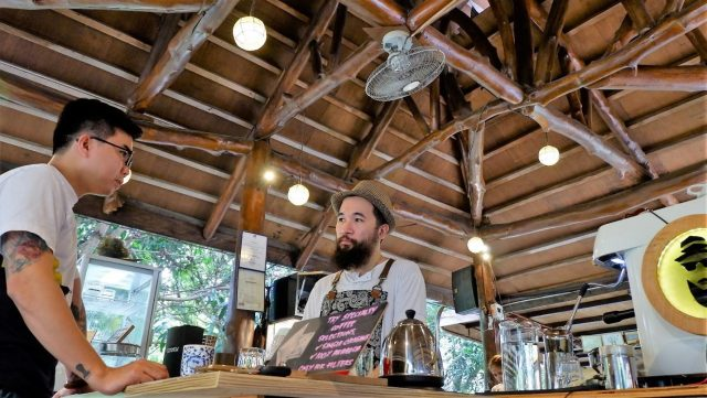 فرهنگ قهوه در آسیای شرقی و فیلیپین