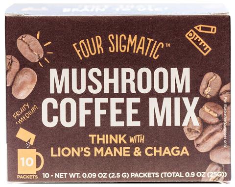قهوه ترکیبی Mushroom