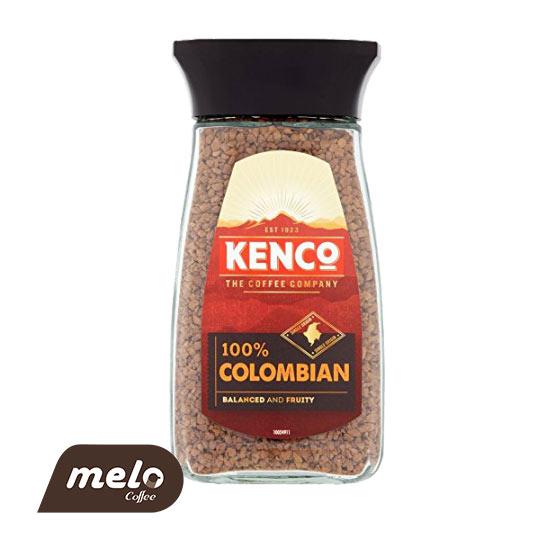 قهوه فوری kenco کلمبیا