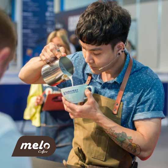 برزیل و مسابقات جهانی قهوه