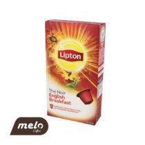 کپسول چای سیاه لیپتون مدل English Breakfast