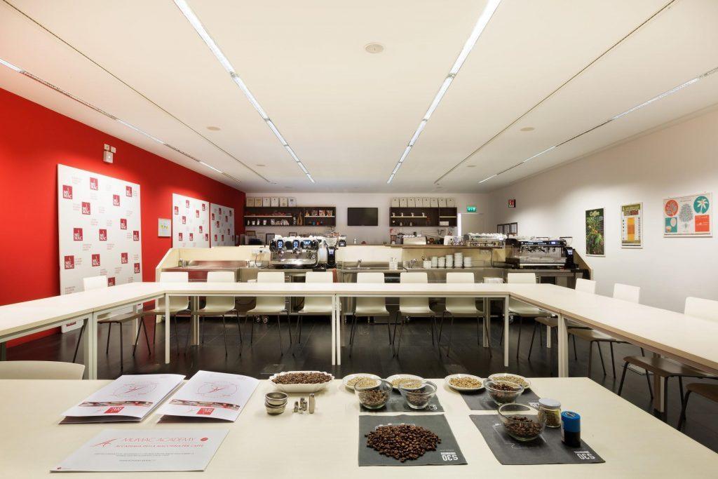 اتاق آموزش در آکادمی MUMAC.عکس:MUMAC