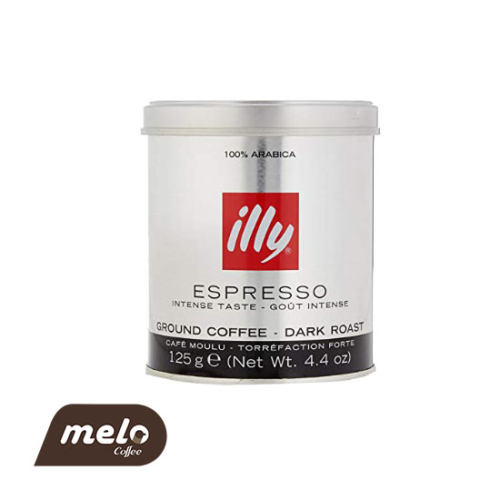 قهوه ایلی اسپرسو دارک روست 125 گرمی