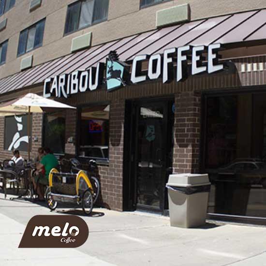 قهوه کاریبو