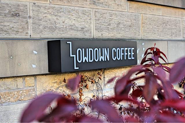 Lowdown Coffee. از بیرون. عکس:Exploredi