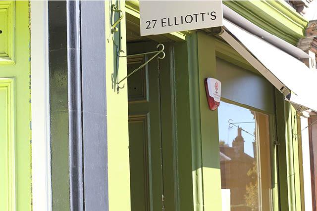 قسمت بیرونی و روشن 27 Elliott's . عکس:Exploredi