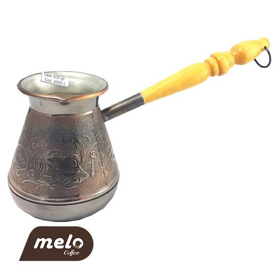 قهوه جوش جازوه روسی طرح Deer 500ml