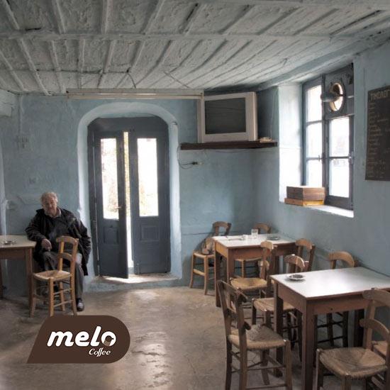 فرهنگ قهوه در یونان