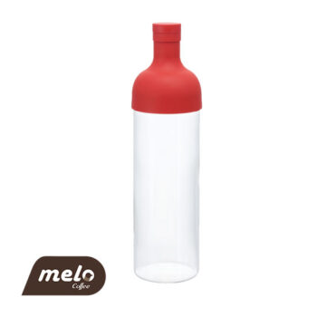 بطری چای ساز فیلتردار هاریو (قرمز)