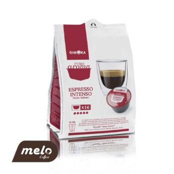 کپسول دولچه گوستو Espresso Intenso جیموکا