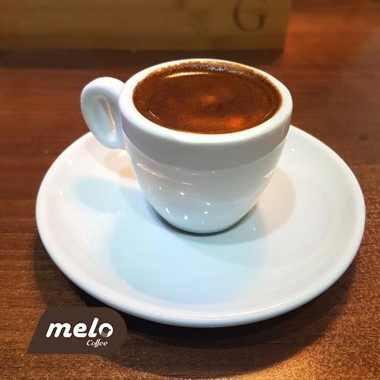 قهوه یونانی طرز تیهه
