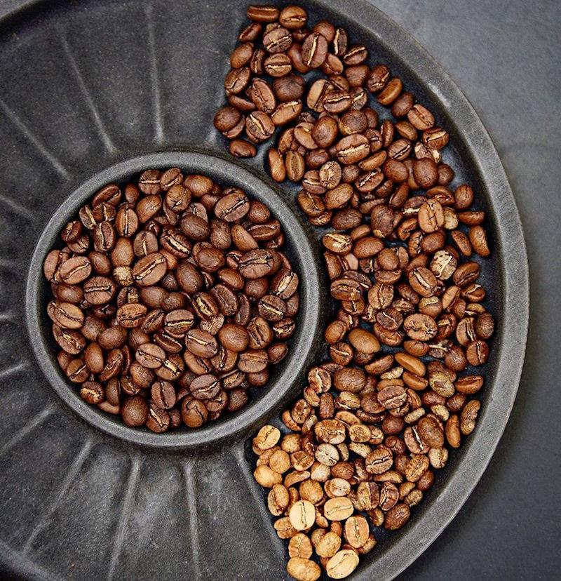 روست تیره یا روشن قهوه