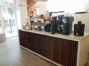 پیشخوان blacksheep espresso