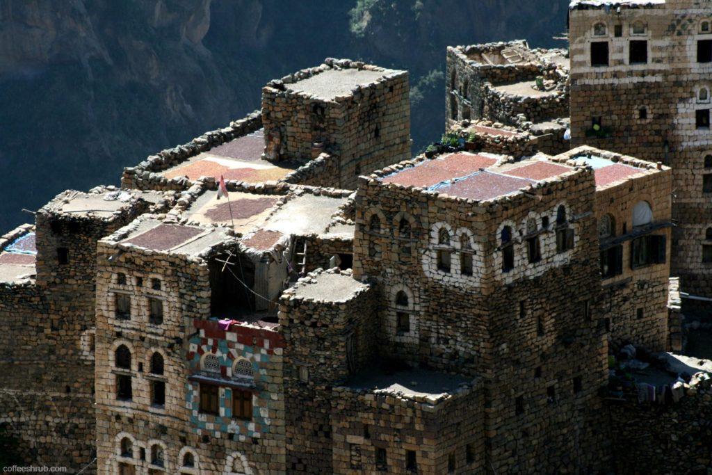 منطقه الموکا یمن