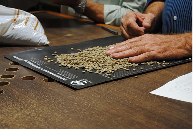 درجه بندی قهوه Cooxupe برزیل