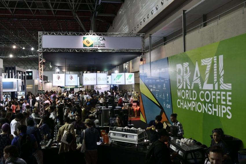 ICW میزبان چهار مسابقه قهرمانی جهان قهوه است