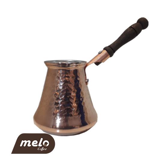 جازوه مسی 4 فنجان ایرانی