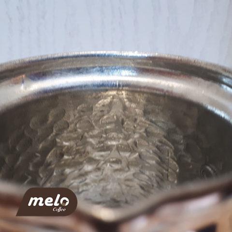 جازوه مسی ۴ فنجان ایرانی