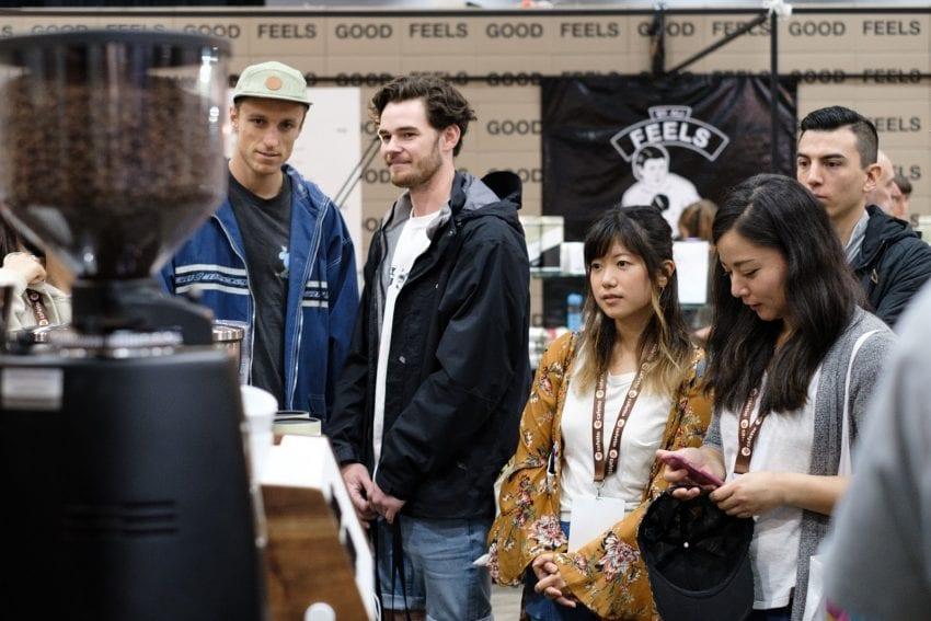 MICE 2019 از تمامی زمینه های صنعت قهوه شرکت کنندگانی را پذیرا شد