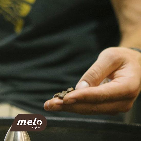 برشته سازی قهوه : راهنمایی برای رسیدن به یکپارچگی در برشته کردن قهوه
