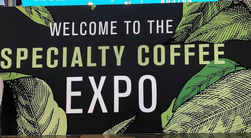 نمایشگاه 2019 SCA قهوه اسپشالتی در بوستون آمریکا