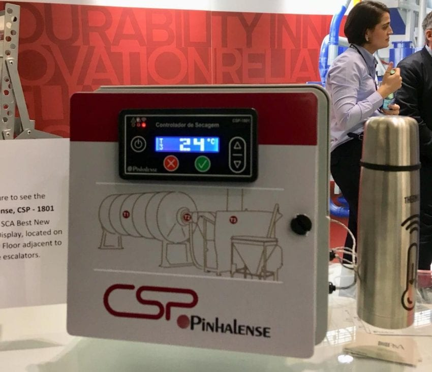 CSP-1801 شرکت Pinhalense