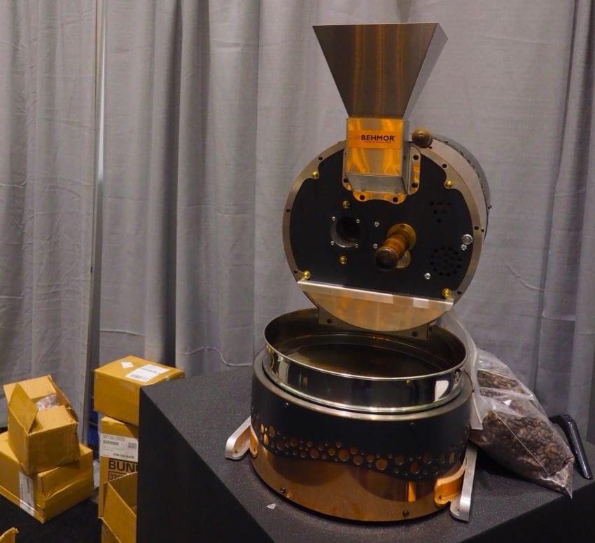 برشته کننده مسی 1 کیلوگرمی Behmor