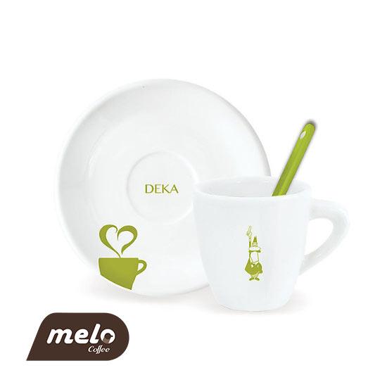فنجان اسپرسوخوری بیالتی مدل Deka