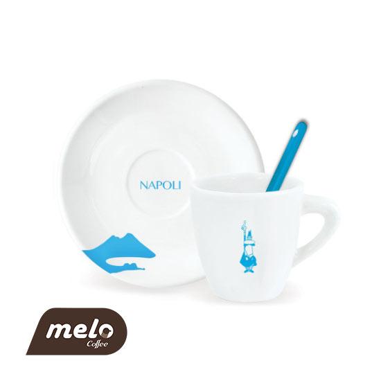 فنجان اسپرسوخوری بیالتی مدل Napoli