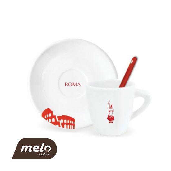 فنجان اسپرسوخوری بیالتی مدل Roma