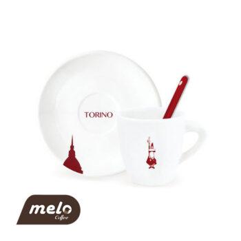 فنجان اسپرسوخوری بیالتی مدل Torino