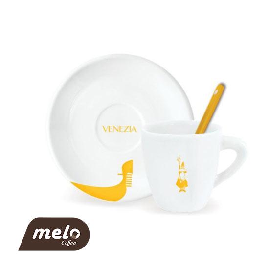 فنجان اسپرسوخوری بیالتی مدل Venezia
