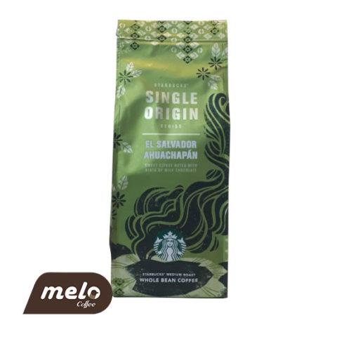 دان قهوه استارباکس تک خاستگاه El Salvador Ahuachapan