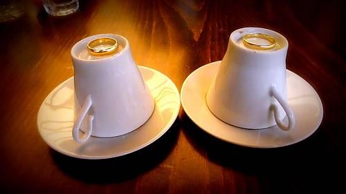 قهوه ترک در عروسی