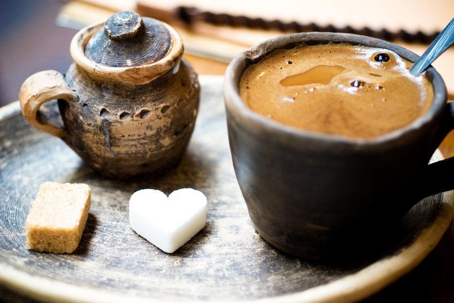 قهوه ترک از قهوه اسپرسو قهوی تر است؟