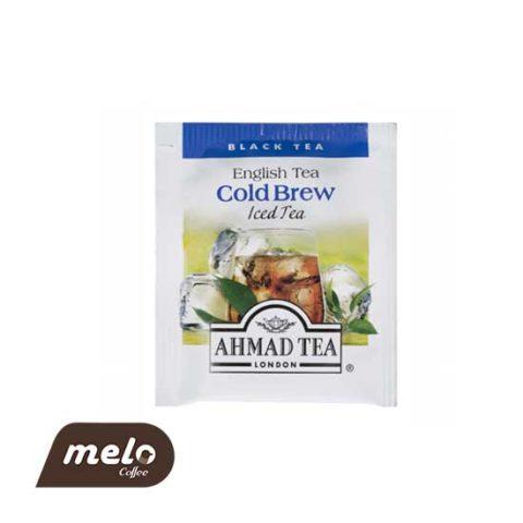 چای cold brew احمد ساده