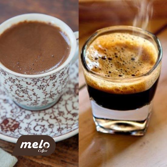 آیا قهوه ترک از اسپرسو قوی تر است؟
