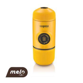 دستگاه قهوه ساز نانوپرسو مدل پاترول (زرد)