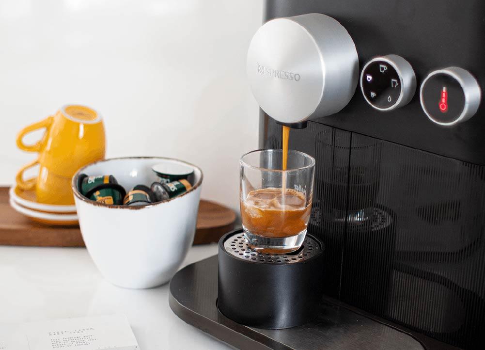 دستگاه های قهوه ساز کپسولی