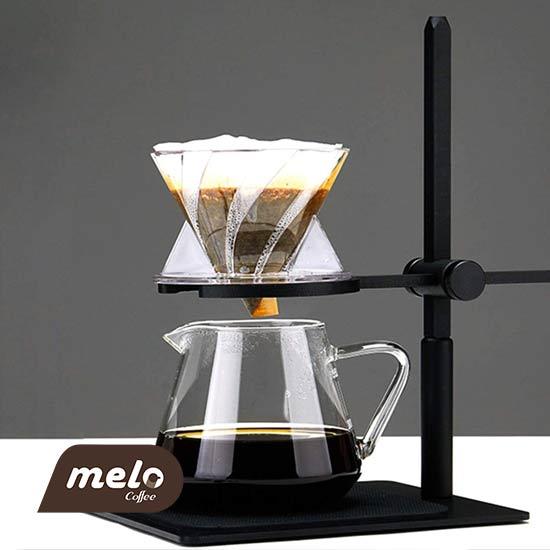 جنس دریپر چه تأثیری بر قهوه پور اُور شما دارد؟
